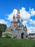 grodowy Disneyland Paris obrazy stock