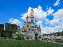 grodowy Disneyland Paris zdjęcie stock