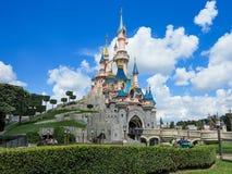 grodowy Disneyland Paris obraz stock
