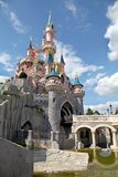 grodowy Disneyland Paris zdjęcie royalty free