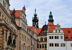 grodowy Dresden Obraz Stock