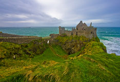 grodowy dunluce Obrazy Royalty Free