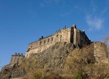 grodowy Edinburgh Zdjęcie Stock