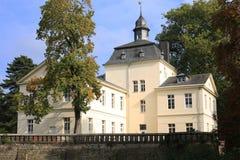 Grodowy Eller w Północnym Westphalia, Niemcy Zdjęcia Stock