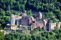 grodowy Heidelberg Zdjęcie Royalty Free