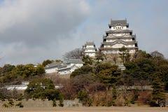 grodowy Himeji Zdjęcie Stock