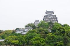 grodowy Himeji Zdjęcia Stock