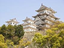 grodowy Himeji Fotografia Stock