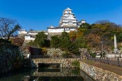 grodowy Himeji Japan Zdjęcie Royalty Free