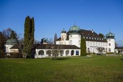 Grodowy Hoehenried, Bavaria, Niemcy Zdjęcia Royalty Free