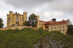 grodowy hohenschwangau Zdjęcia Royalty Free