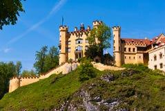 grodowy hohenschwangau Fotografia Royalty Free