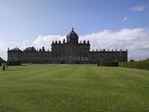 Grodowy Howard w England, zlany królestwo fotografia stock