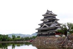 grodowy Japan Matsumoto Zdjęcie Stock