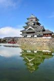 grodowy Japan Matsumoto Obraz Royalty Free