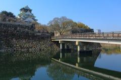 grodowy Japan Osaka Obrazy Royalty Free
