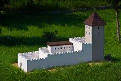 Grodowy Jelsava Obrazy Royalty Free