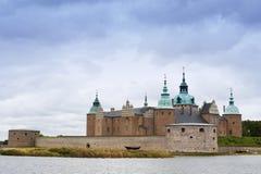 grodowy kalmar Sweden Zdjęcie Stock