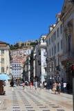 grodowy Lisbon Zdjęcie Stock