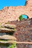 grodowy luetzelburg Zdjęcie Royalty Free