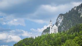 Grodowy Neuschwanstein Bavaria Niemcy obraz royalty free