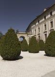 grodowy ogrodowy Prague zdjęcia royalty free