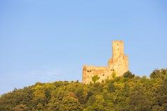 Grodowy Ortenbourg Zdjęcie Royalty Free