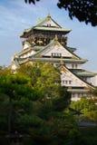 grodowy Osaka Zdjęcie Stock
