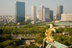 grodowy Osaka Zdjęcia Stock
