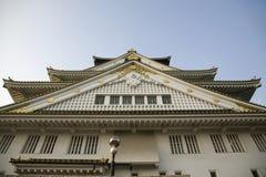 grodowy Osaka Zdjęcia Royalty Free