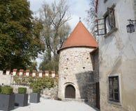 Grodowy Otocec, Slovenia Zdjęcia Stock