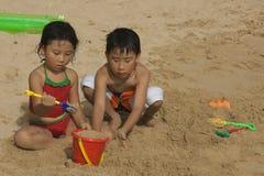 grodowy piasek Zdjęcie Royalty Free