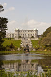 grodowy powerscourt Obrazy Royalty Free