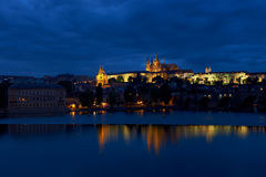 grodowy Prague Obrazy Royalty Free