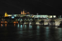 grodowy Prague Obraz Royalty Free