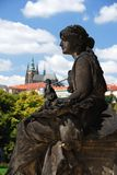 grodowy Prague Fotografia Royalty Free
