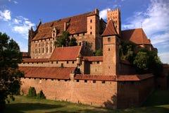 grodowy średniowieczny Obrazy Stock