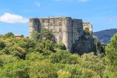 Grodowy romaine, Francja Fotografia Royalty Free