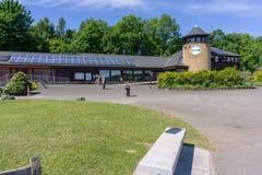 Grodowy Semple gości Centre Lochwinnoch Szkocja Fotografia Royalty Free