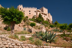 grodowy Spain Obrazy Royalty Free