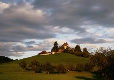 grodowy trachselwald Zdjęcie Royalty Free