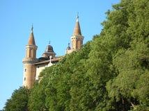 grodowy Urbino zdjęcia stock
