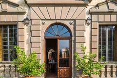 Grodowy Włochy Fotografia Stock