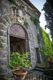 Grodowy Włochy Fotografia Royalty Free