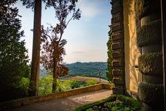 Grodowy Włochy Zdjęcia Royalty Free
