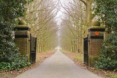 grodowy wejście Obraz Royalty Free