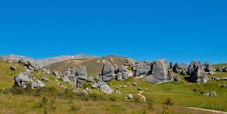 Grodowy wzgórze Obraz Royalty Free