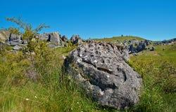 Grodowy wzgórze Zdjęcie Stock