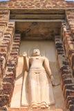 Grodperspektiv av att stå buddha, Thailand Royaltyfri Foto