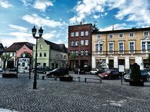 Grodzisk Wielkopolski, Poland Royalty Free Stock Photo